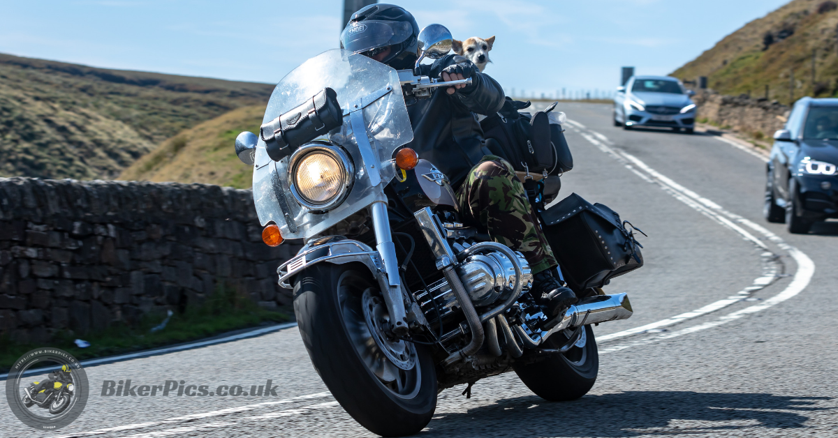 Snake Pass Rider Photography